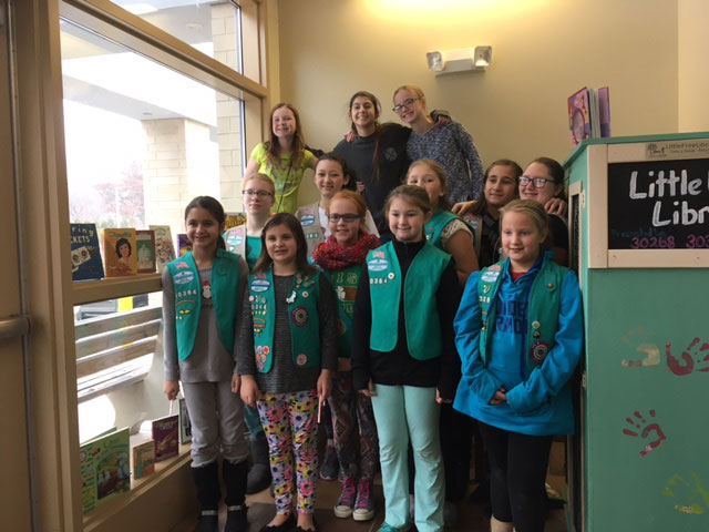 Girl Scouts 2