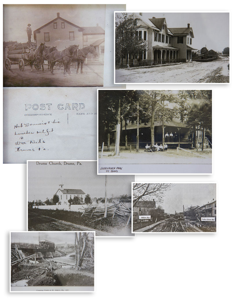 History of Butler Township